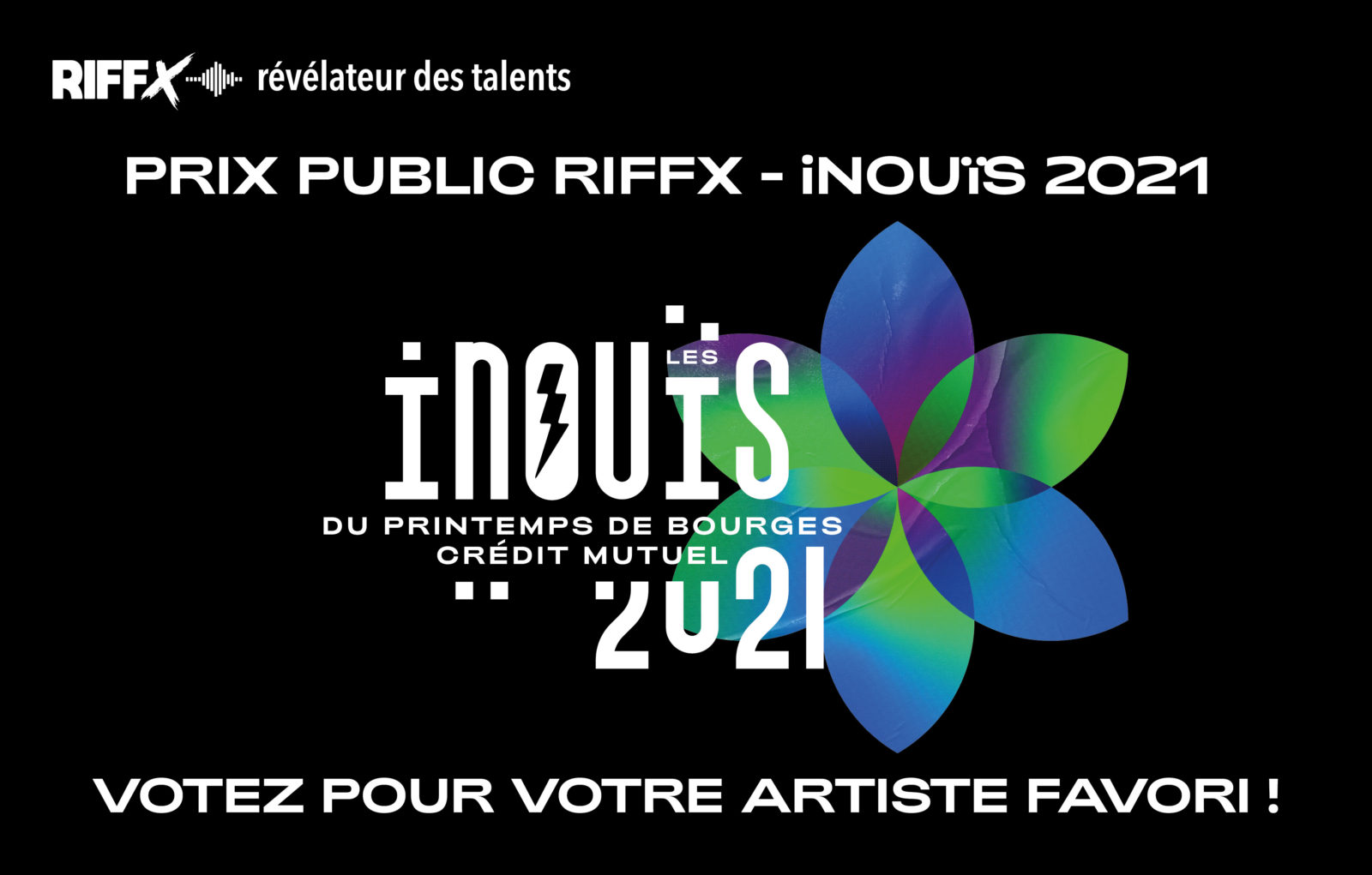 VOTEZ POUR VOTRE ARTISTE FAVORI !